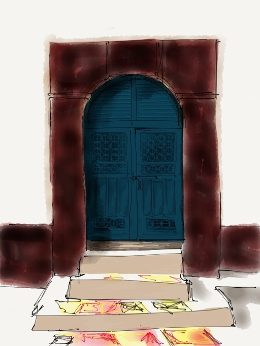 Door 2 Face